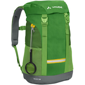 VAUDE Pecki 14 Backpack Kinder parrot green
